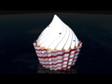 Maya tutorial ; How to model a Cup Cake