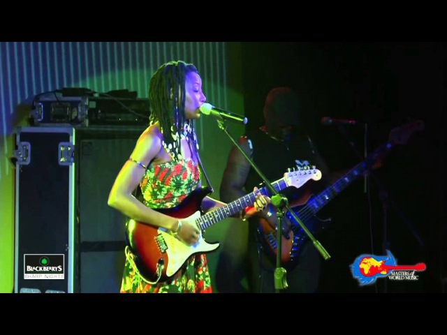 Fatoumata Diawara - Kèlè - Blackberrys Sharp Nights: Masters of World Music (New Delhi)