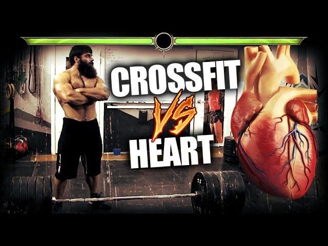CrossFit тренировки убивают сердце? Эксперимент Бородача