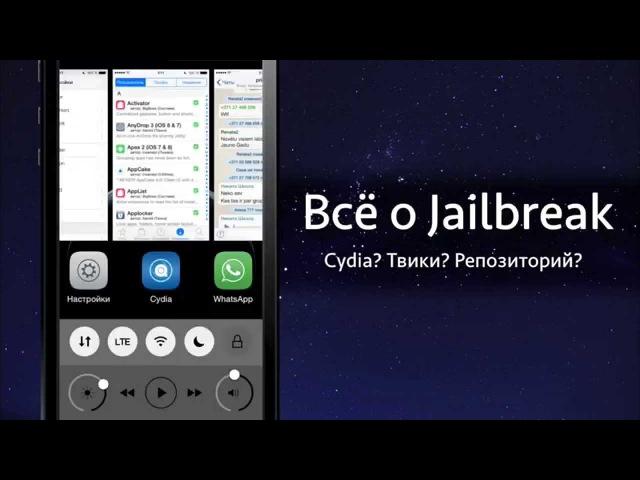 Зачем нужен Jailbreak? Всё что нужно знать о джейлбрейке (Jailbreak). Как им пользоваться?