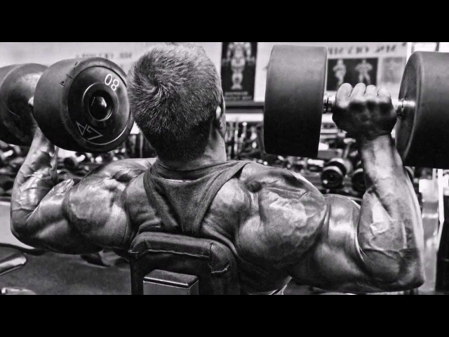 Бодибилдинг мотивация №1 | Bodybuilding motivation №1 (by Kasumi)
