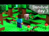 Lego Minecraft Survival 3