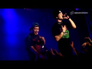 [LIVE] SpeakShow6 PALOALTO & HUCKLEBERRY P & B FREE - Celebration + Flashy