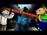 Битва ЛетсПлейщиков в Minecraft: Мини Игры [ShadowPriestok vs SnowBall]