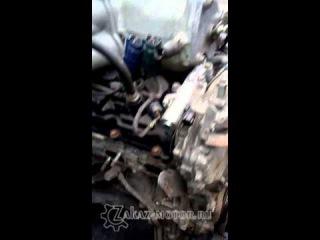 Контрактный двигатель бу для Infiniti FX35 Инфинити ФХ35, Мотор бу без пробега по РФ привез из АОЭ