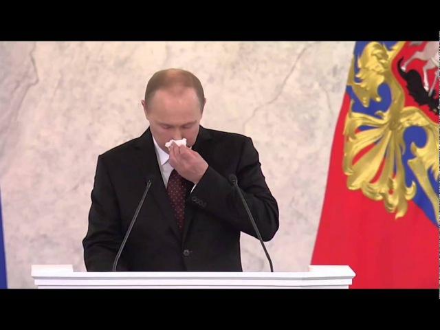 Speechless Speech WLADIMIR PUTIN