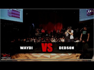 Waydi vs Dedson - pool 4 - GS FUSION CONCEPT WORLD FINAL | HKEYFILMS