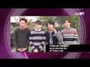 20141014_2014MTVEMA BEST KOREA ACT nominate-CNBLUE message