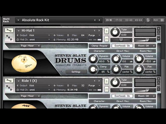 Steven Slate Drums Platinum