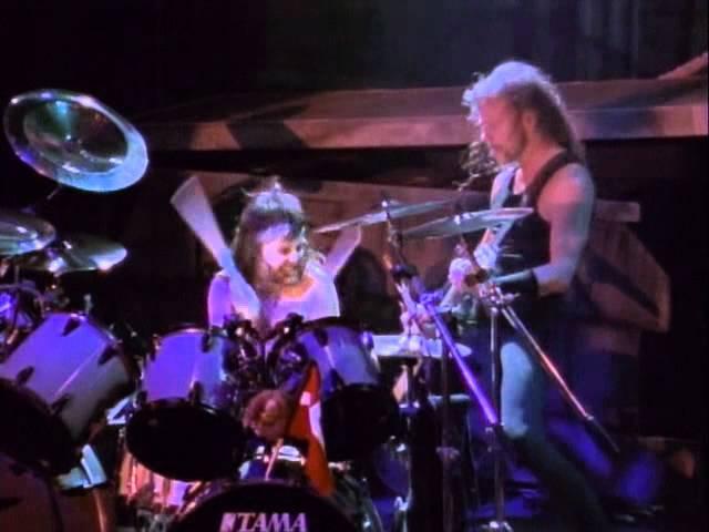 Metallica Justice for All Live Live Shit Binge Purge
