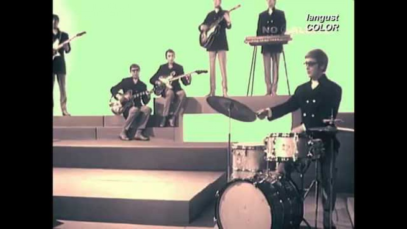 Поющие гитары (1969) цветной фильм