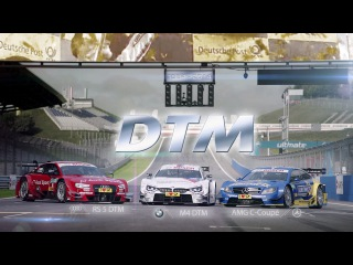 DTM Season Highlight 2014