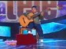 Дети таланты играют, поют. 5-летний мальчик виртуозно играет на гитаре