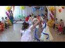 Танец с лентами 29.05.2013 Детский сад № 12