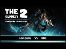 [ Dota2 ] KompasG vs BBC - The Summit 2 European Qualifiers - Thai Caster