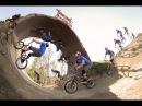 Full BMX Dirt Loop w/ Mike Hucker Clark - Red Bull Trail Loop