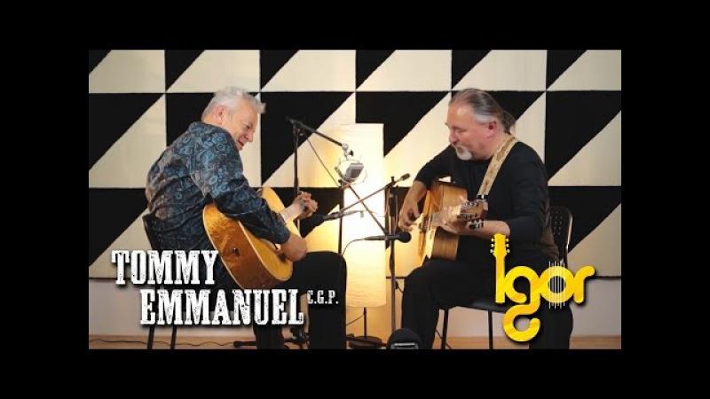 Нit the rоad Jack (Extra Тake) - Tommy Emmanuel Igor Presnyakov
