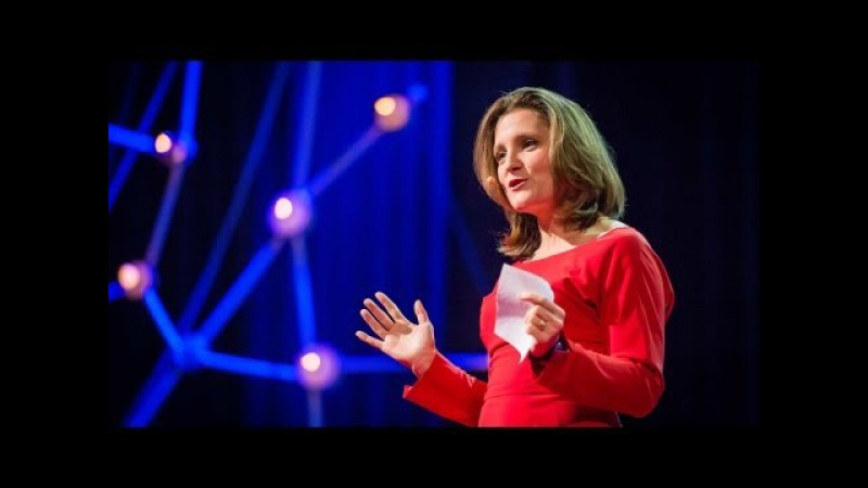 Chrystia Freeland The rise of the new global super-rich