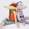 Авторские игрушки ручной работы Friends-made