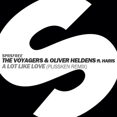 The Voyagers, Oliver Heldens ft. Haris - A Lot Like Love (Plissken Remix)