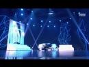 Танцы׃ Алиса Доценко и Антон Пануфник (Тина Кароль – Уйди останься исчезни) (выпуск 10)