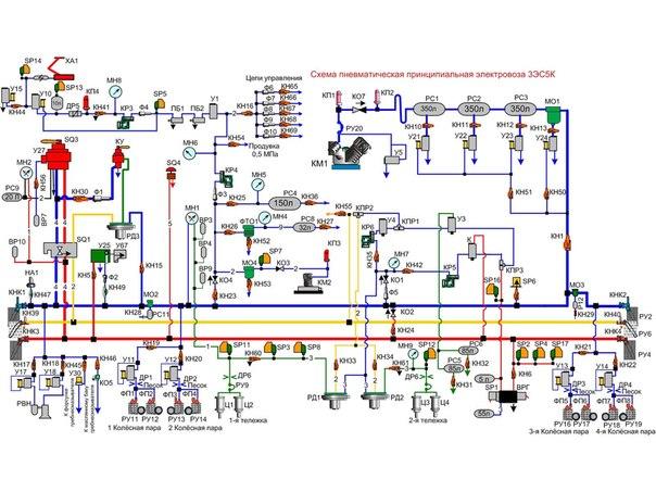 Схема интегралки генератора ваз