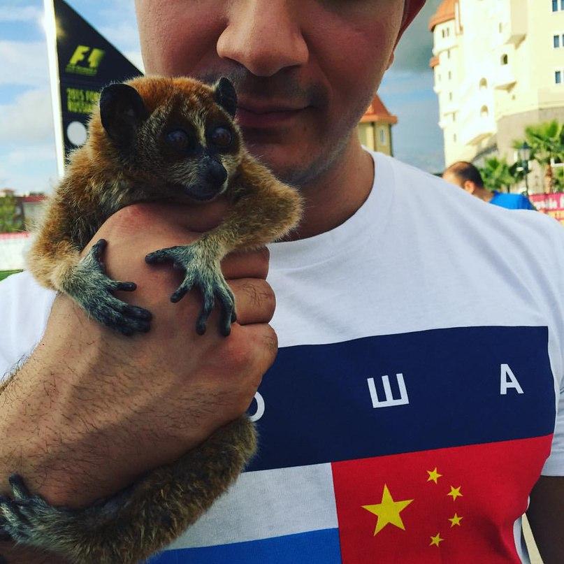 Роберто Панчвидзе   Москва