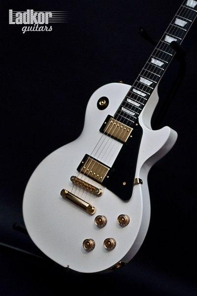Gibson les paul ebony gold