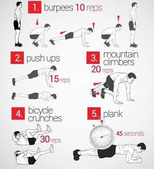 убрать жир 5 дней
