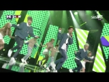 ZEST-Z - Give Me A Chance @ SBS MTV the show 150922