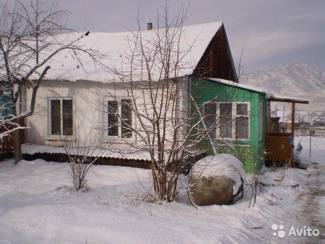продам СРОЧНО 2-х комнатную квартиру в 2-х квартирном доме и дом 6*8 в Республике Алтай, с.