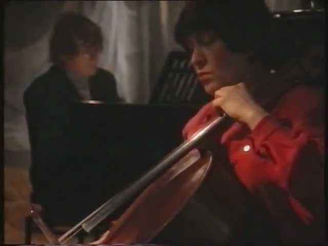 Schnittke Cello Sonata Natalia Gutman Vassily Lobanov