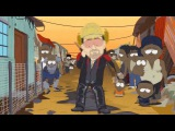 South Park - Bono YEAH YEAH YEAAH! (All Of Them) HQHD