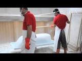 Производство акриловых ванн VitrA