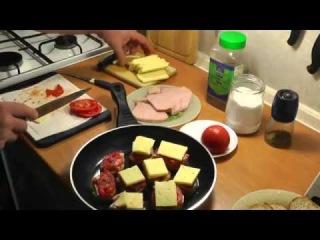Бутерброды рецепты  Горячие бутерброды  Просто, вкусно, недорого