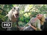 King Kong (310) Movie CLIP - Kong Battles the T-Rexes (2005) HD