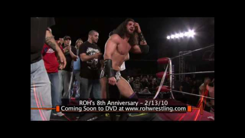 Tyler Black wins ROH World Title - ROH on HDNet Exclusive