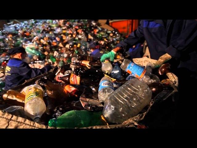 Как это работает Переработка мусора в России