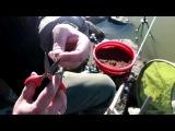 Ловля на фидер. 25 апреля. Самаркандское водохранилище.