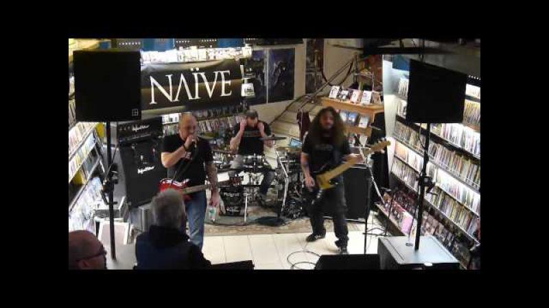 Naïve - Luna Militis - Showcase Gibert Joseph Musique