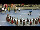 Novak Djokovic Dances in Traditional Serbian Dance Troop