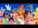 Disney Hercules Cartoon  Full movie 2014 - Part 1