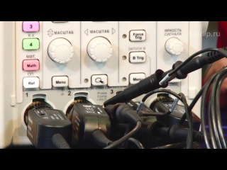 TDS3014C, Осциллограф цифровой, 4 канала x 100МГц