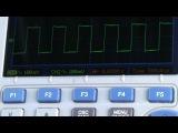 АКИП 4113.1 осциллограф цифровой портативный