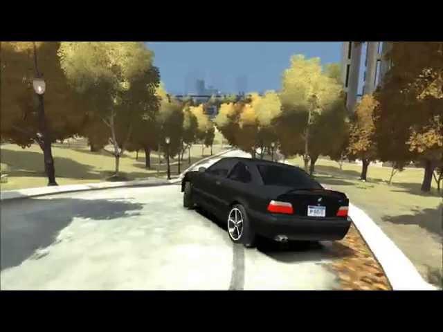 Giorgi Tevzadze [R.I.P.]-GTA IV Drift
