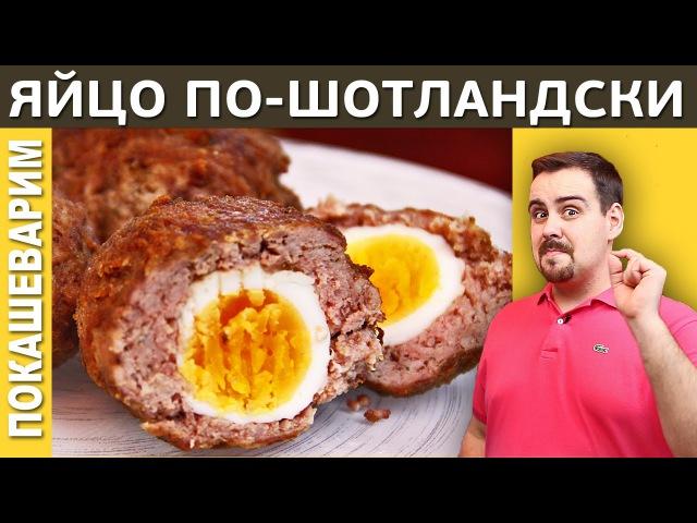 ЯЙЦО ПО-ШОТЛАНДСКИ / Рецепт от Покашеварим / Выпуск 192