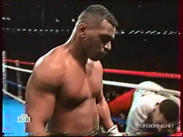 Mike Tyson vs. James Douglas (Гендлин)