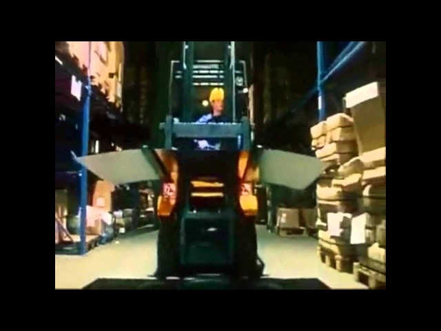 JB³ - Forklift (Luke Slater's Filtered Remix Music Video)