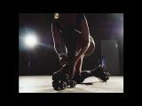 voyAger - Italo Disco (Ft. Liliana Grasso  Starring Anissa Kate)