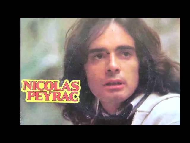 Nicolas Peyrac - Je pars (Le vol de nuit sen va) 1977